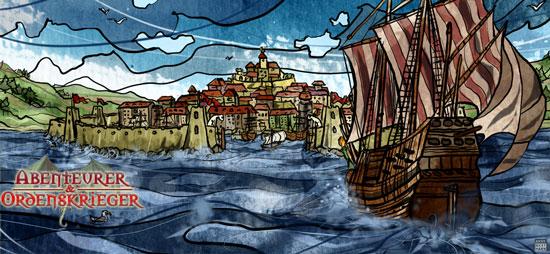Antamar kaiserlicher Hafen